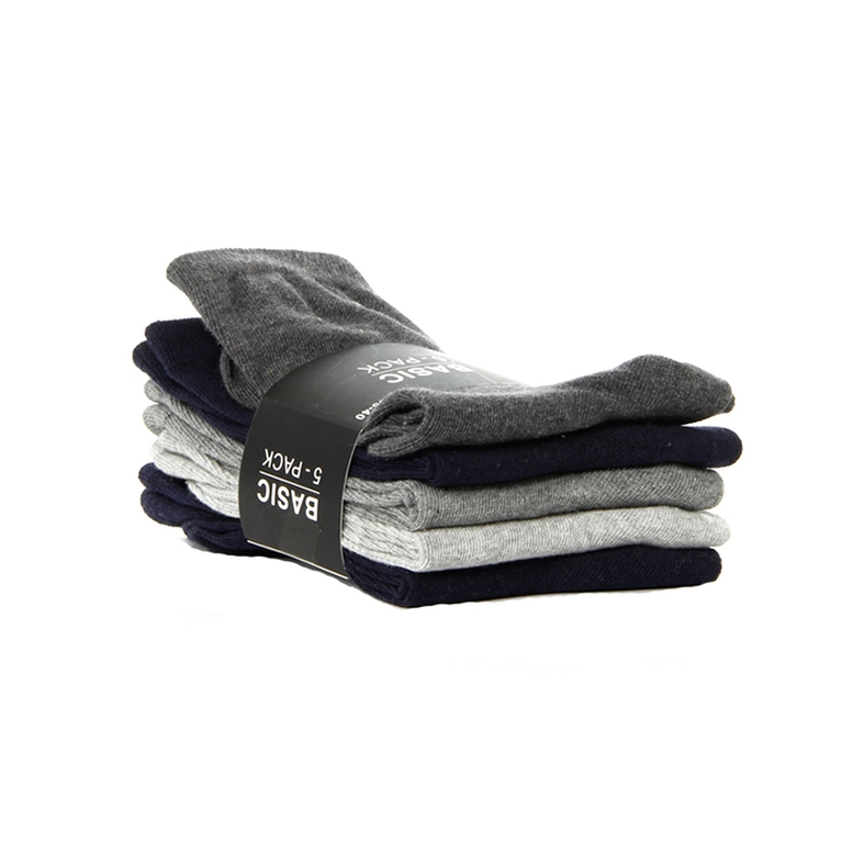 Basic 5-pack Socks